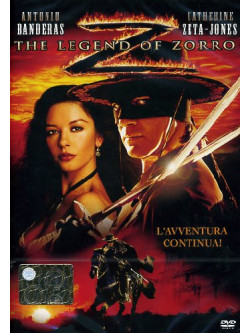 Legend Of Zorro (The)