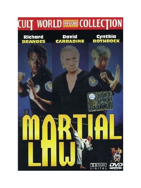 Martial Law - Codice Marziale