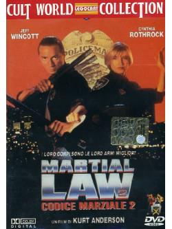 Martial Law - Codice Marziale 2