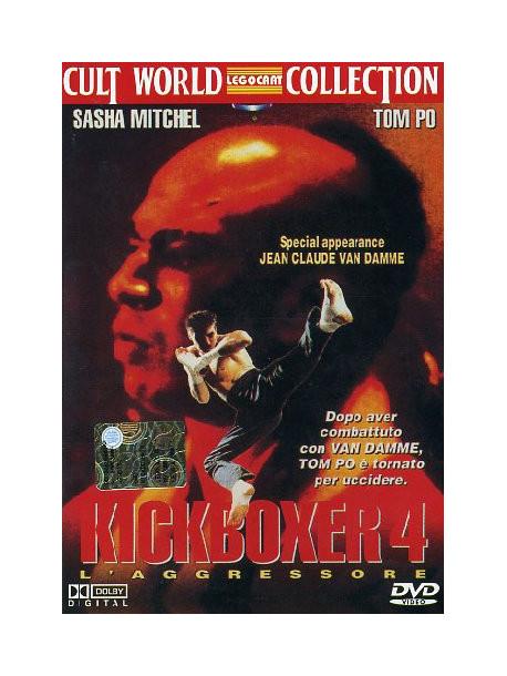 Kickboxer 4 - L'Aggressore