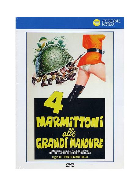 4 Marmittoni Alle Grandi Manovre