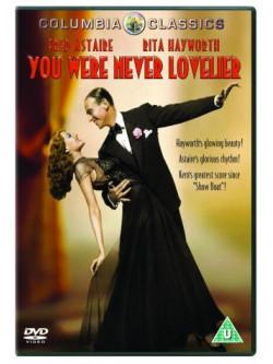 You Were Never Lovelier [Edizione: Regno Unito]