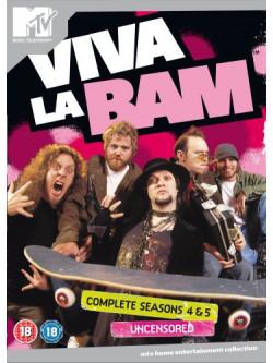 Viva La Bam - Season 4 & 5 [Edizione: Regno Unito]
