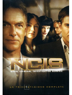 Ncis - Stagione 01 (6 Dvd)