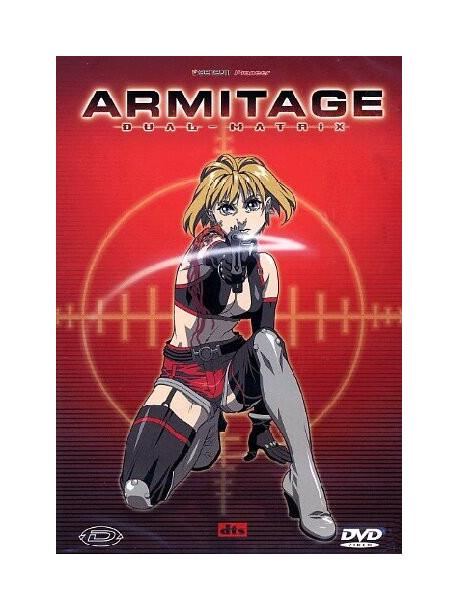 Armitage Dual-Matrix (Rivista+Dvd)