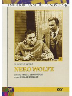 Nero Wolfe - Stagione 01 (6 Dvd)