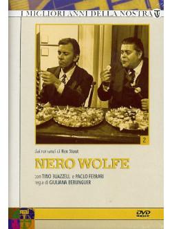 Nero Wolfe - Stagione 02-03 (4 Dvd)