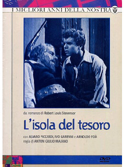 Isola Del Tesoro (L') (1959) (4 Dvd)