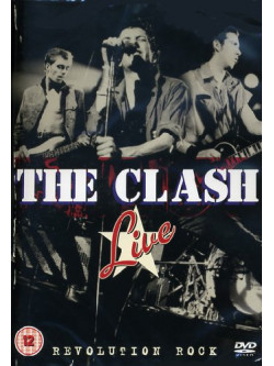 Clash (The)- Live - Revolution Rock