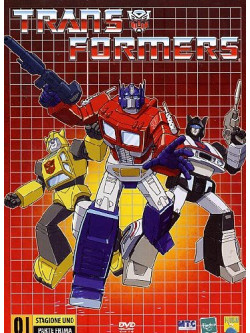 Transformers 01 - Stagione 01 01 (Eps 01-08) (2 Dvd)