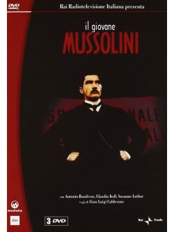Giovane Mussolini (Il) (3 Dvd)