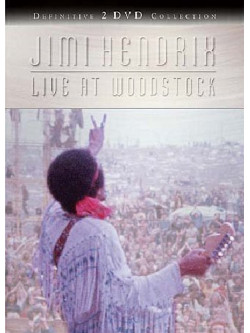 Jimi Hendrix - Live At Woodstock (2 Dvd)