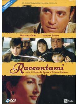 Raccontami - Stagione 01 01 (4 Dvd)