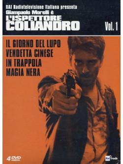 Ispettore Coliandro (L') - Stagione 01 (4 Dvd)