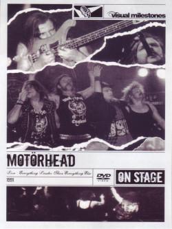 Motorhead - Live - Everything Louder Than Everything Else (Visual Milestones)