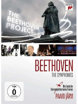 Beethoven - The Symphonies (4 Dvd)