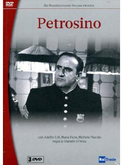 Petrosino (1972) (3 Dvd)