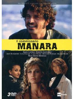 Commissario Manara (Il) - Stagione 01 (3 Dvd)
