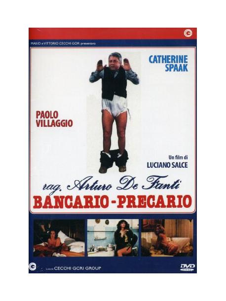 Rag. Arturo De Fanti Bancario Precario