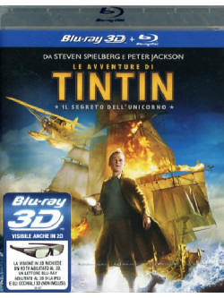 Avventure Di Tintin (Le) -  Il Segreto Dell'Unicorno (3D) (Blu-Ray 3D+Blu-Ray)