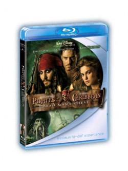 Pirates Of The Caribbean (The) - Dead Man's Chest (2 Blu-Ray) [Edizione: Regno Unito]