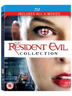 Resident Evil Collection (The) (3 Blu-Ray) [Edizione: Regno Unito]