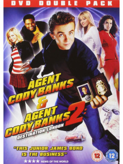 Agent Cody Banks 1 & 2 (2 Dvd) [Edizione: Regno Unito]