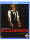 Scanners - Blu Ray [Edizione: Regno Unito]