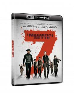 Magnifici Sette (I) (Blu-Ray 4K Ultra HD+Blu-Ray)