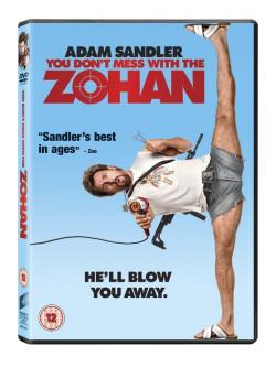 You Don'T Mess With The Zohan [Edizione: Regno Unito]