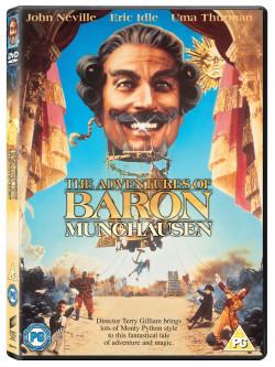 Adventures Of Baron Munchausen [Edizione: Regno Unito]