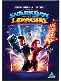 Adventures Of Shark Boy & Lava Girl. The [Edizione: Regno Unito]