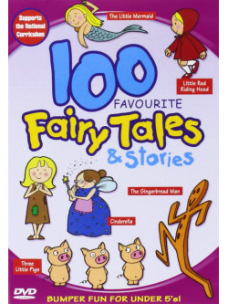 100 Favourite Fairy Tales And Stories [Edizione: Regno Unito]