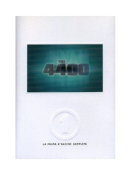 4400 - Stagione 01 (2 Dvd)