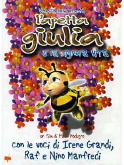 Apetta Giulia E La Signora Vita (L') (Dvd+Booklet)