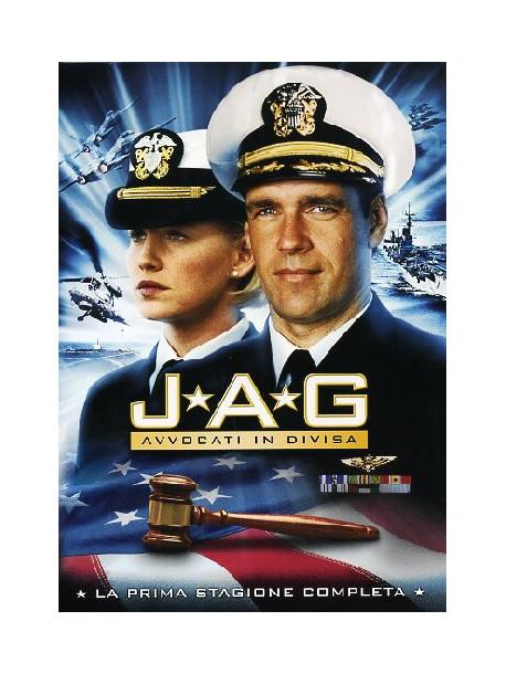 Jag - Avvocati In Divisa - Stagione 01 (6 Dvd)