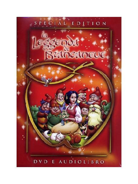 Leggenda Di Biancaneve (La) (SE) (Dvd+Cd+Libro)