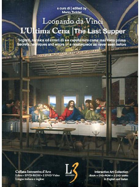 Leonardo Da Vinci - L'Ultima Cena (2 Dvd+Dvd-Rom+Libro)
