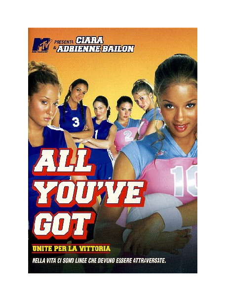 All You'Ve Got - Unite Per La Vittoria