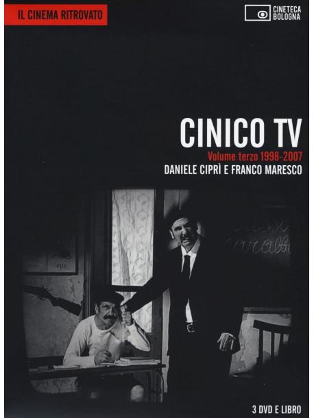 Cinico Tv 03 1996-2007 (3 Dvd+Libro)