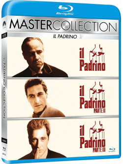 Padrino Master Collection (3 Blu-Ray)