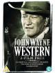 John Wayne Western (3 Dvd) [Edizione: Regno Unito]