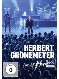Groenemeyer Herbert - Live At Montreux 2012 [Edizione: Germania]