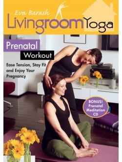 Eva Barash - Living Room Yoga - P [Edizione: Regno Unito]