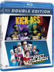 Kick-Ass 2 / Scott Pilgrim Vs. The World (2 Blu-Ray)
