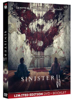 Sinister 2 (Ltd) (Dvd+Booklet)