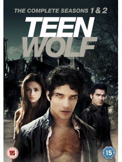 Teen Wolf - Series 1-2 - Complete [Edizione: Regno Unito]