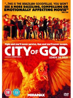 City Of God [Edizione: Regno Unito]