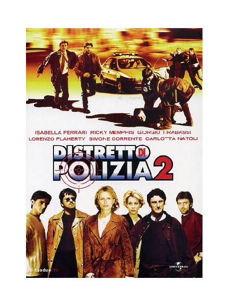 Distretto Di Polizia - Stagione 02 (6 Dvd)