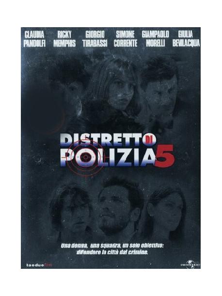 Distretto Di Polizia - Stagione 05 (6 Dvd)